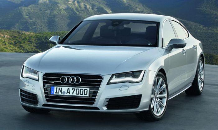 Сделайте Audi A7 сами