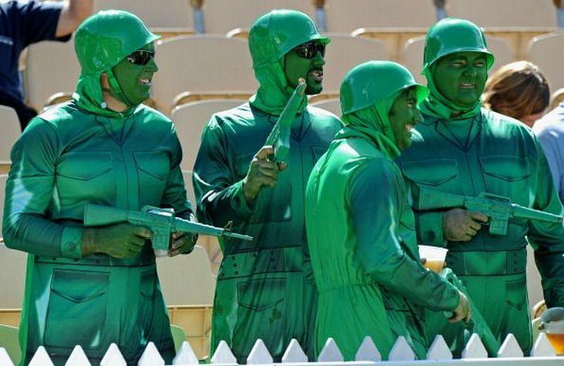 Зеленые человечки фото приколы