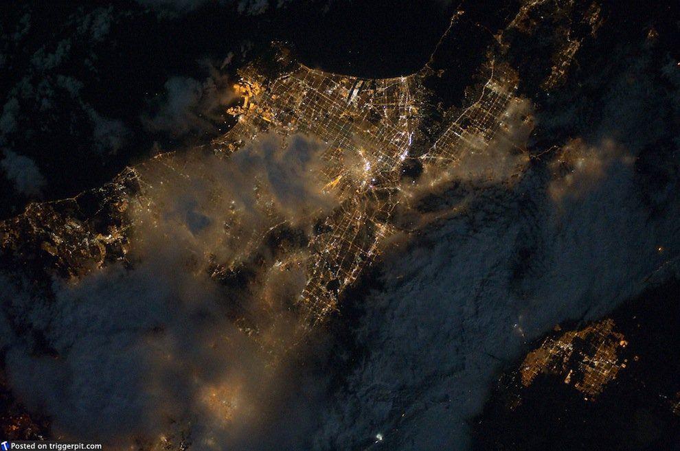 Фотография участка со спутника