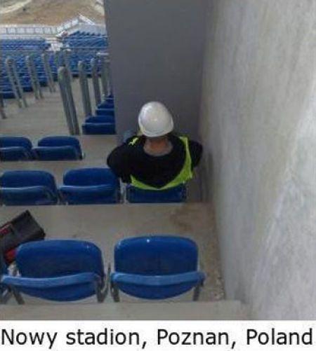"""""""Лучшие"""" места на стадионе (16 фото)"""