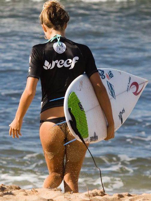 Alana Blanchard - самая горячая серфенгистка в мире