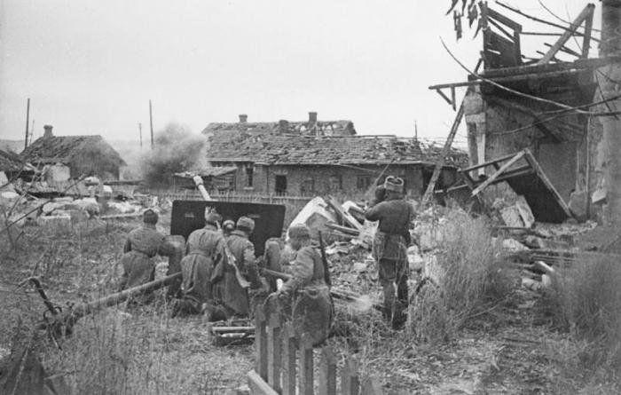 Великая Отечественная война - Оборона Сталинграда. 1942 год
