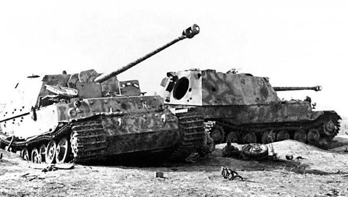 Великая отечественная война 1943 год