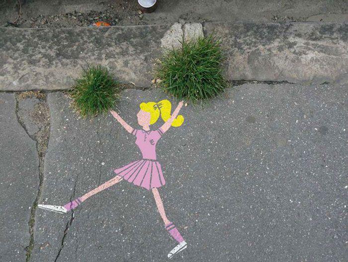 Классный стрит-арт