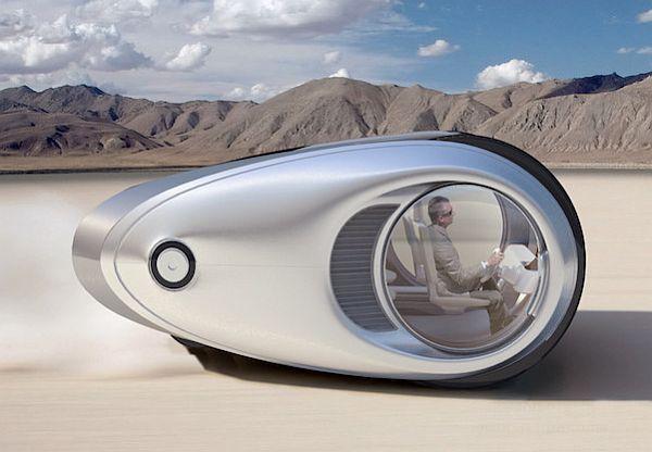 Транспорт будущего (5 фото)