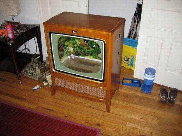 Из старого телевизора своими руками