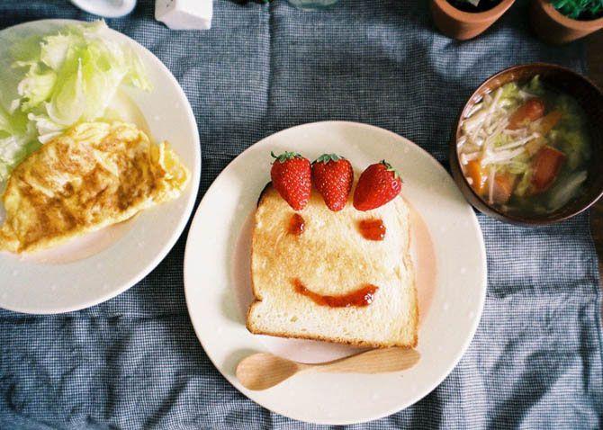 Завтраки для отличного настроения