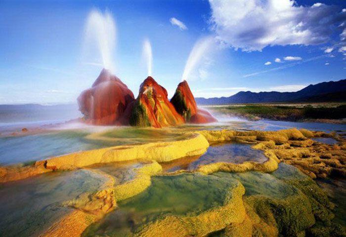 Удивительные места на нашей планете