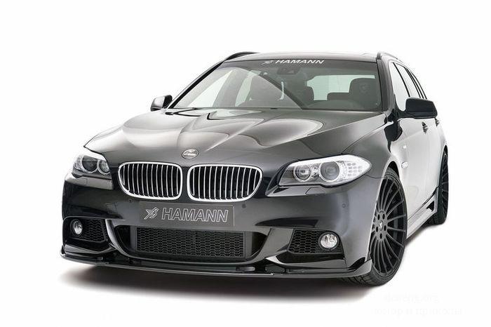 Универсал BMW 5-series F11 (10 фото)