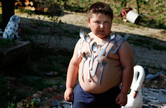 Мальчик - магнит из Хорватии