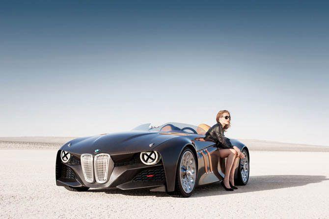 Автомобиль BMW 328 Hommage (12 фото)