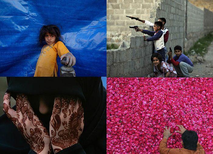 Сцены повседневной жизни Пакистана (45 фото)
