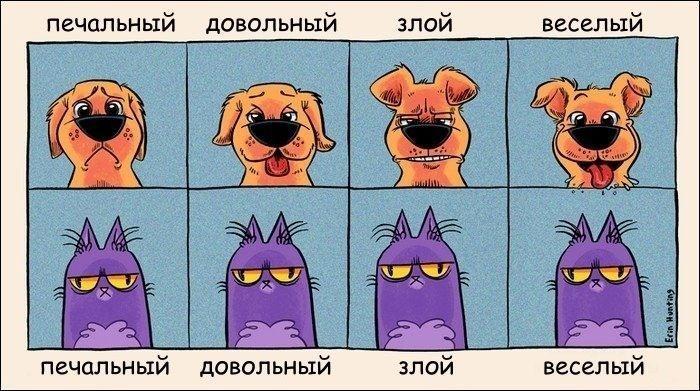 Подборка смешных комиксов (39 фото)
