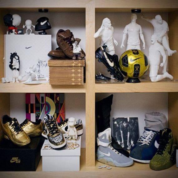 Офис фирмы Nike (33 фото)