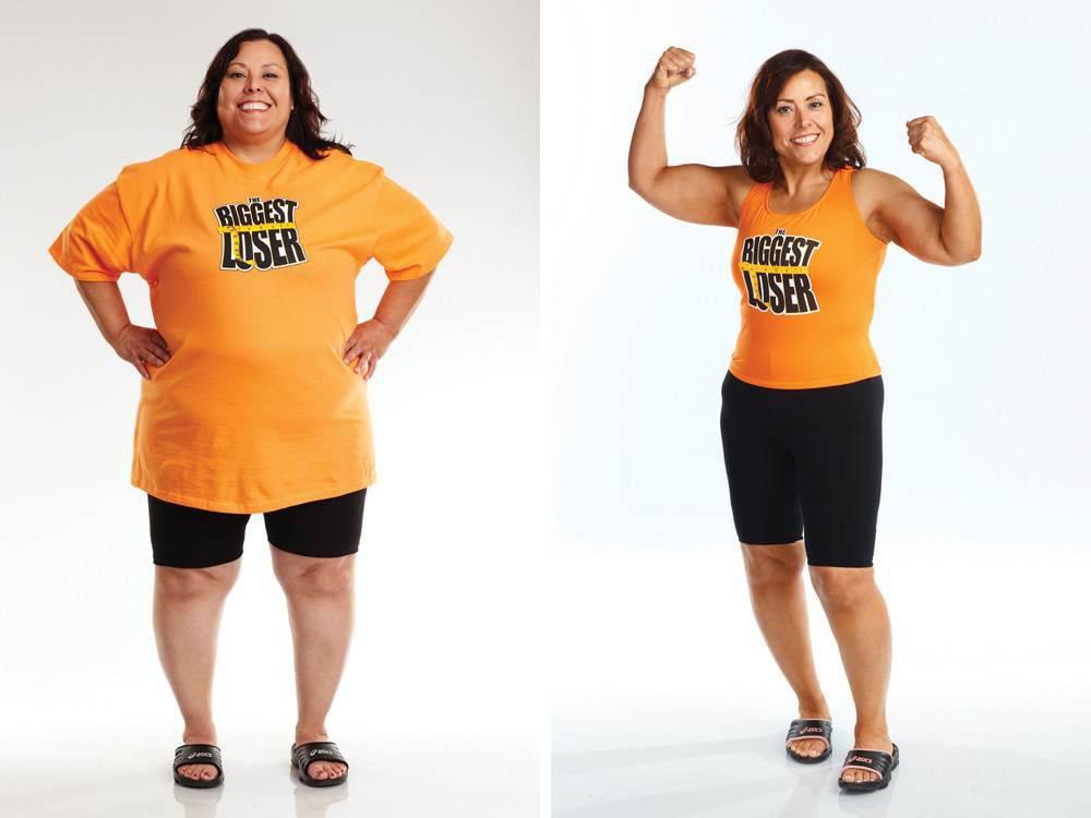 Сильно хочется похудеть