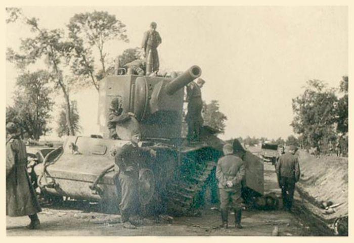 Немецкие фотографии Великой отечественной войны 1941г-1943г