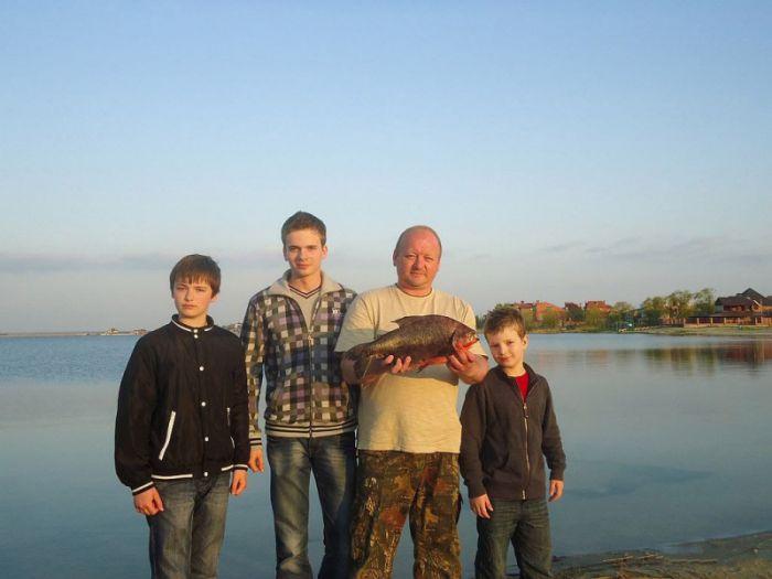 В Ростове-на-Дону рыбак выловил пиранью