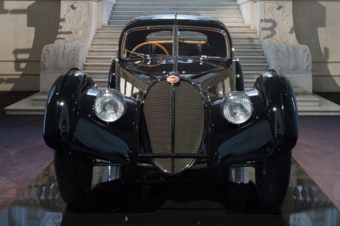 Коллекция автомобилей фэшн-дизайнера Ральфа Лорена (26 фото)