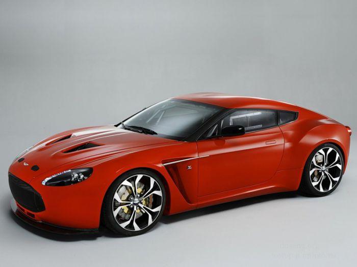 Aston Martin V12 Zagato (7 фото)