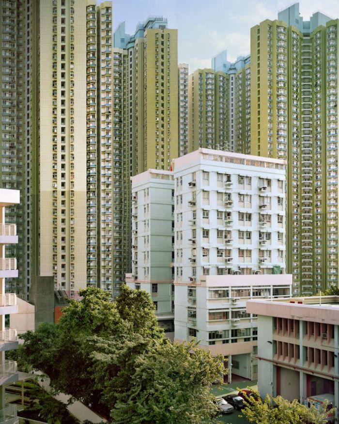 Высотный город Сянган