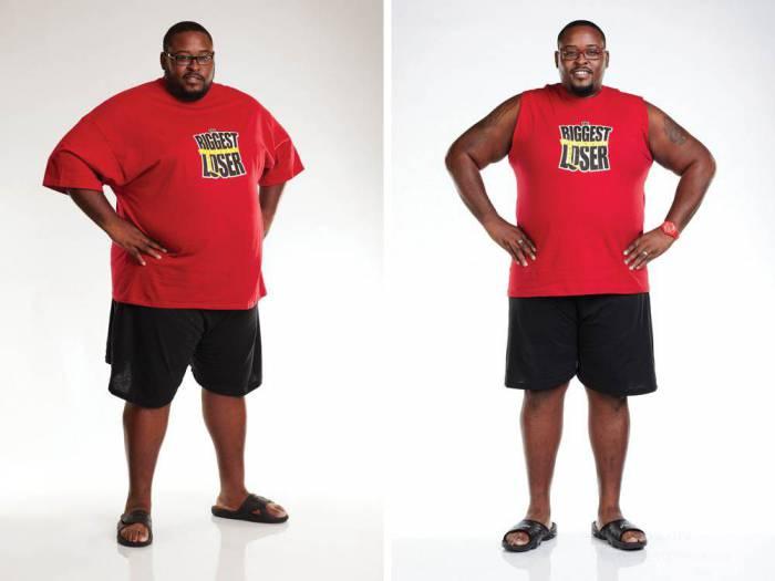 Похудевшие люди (20 фото)