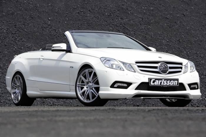 Тюнинг Mercedes-Benz E-Class Cabriolet от Carlsson