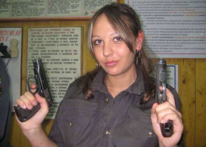 Дамы служащие в полиции РФ