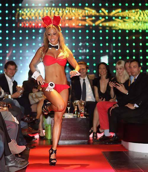 Девушки с открытия Playboy Club London