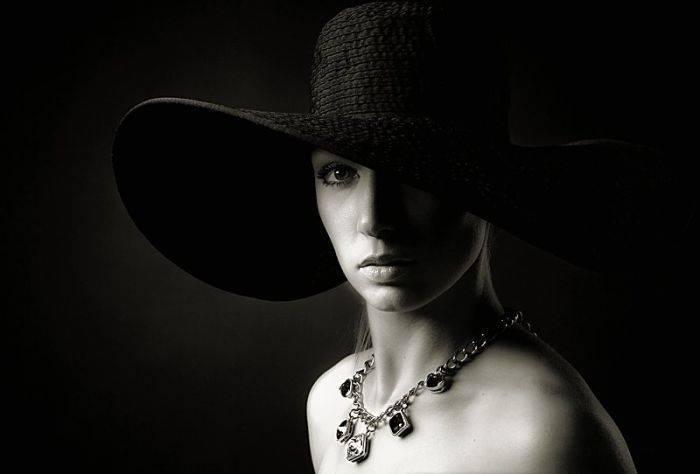 Красивые черно-белые фотографии (21 фото)