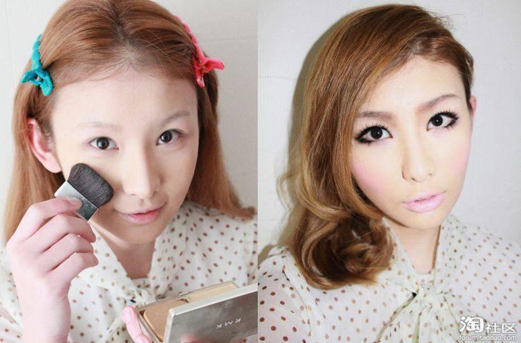 фото японок без макияжа одной фотографий