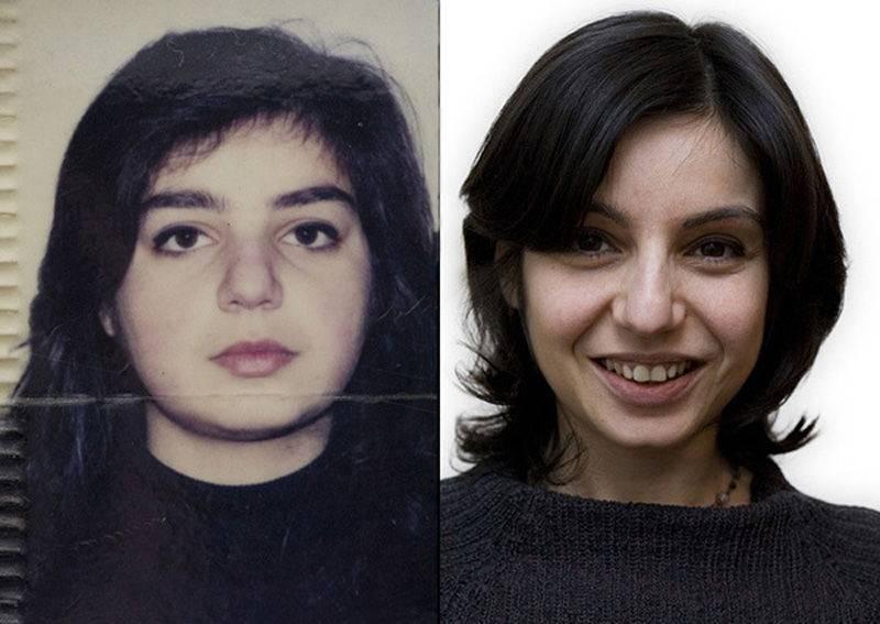 Фото на паспорт и реальные люди (11 фото) .
