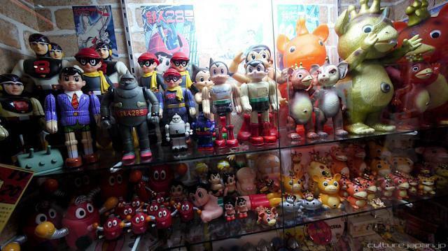 Музей винтажной игрушки в Японии