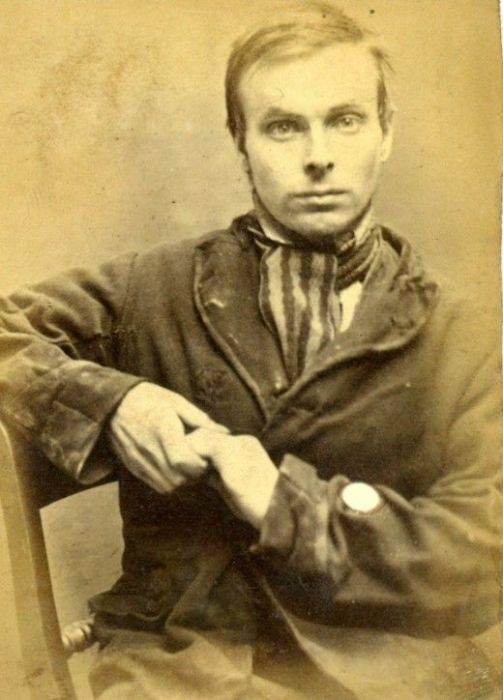 Преступники из прошлого (36 фото)