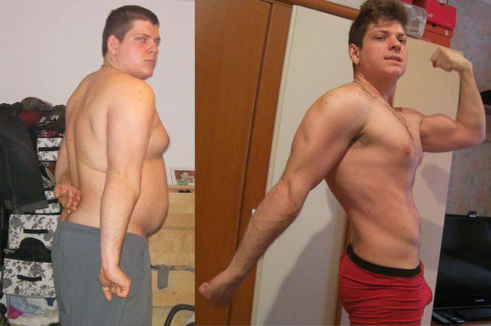 Удивительная история о потере веса (16 фото)