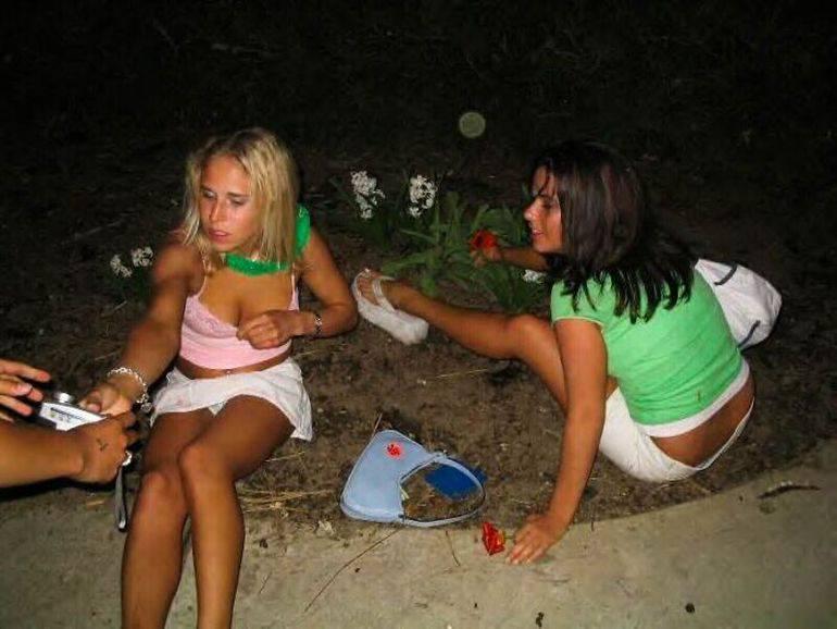 Пьяные девки фото бесплатно