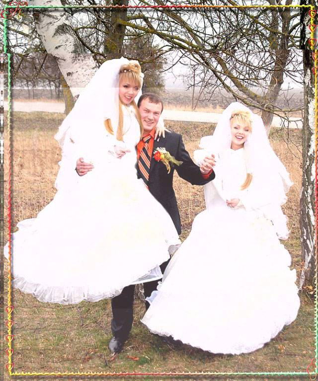 Свадебные фотографы добрались до Фотошопа