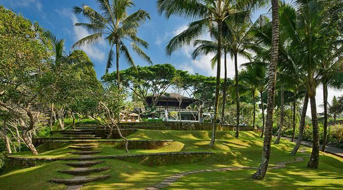 Уединение на Бали