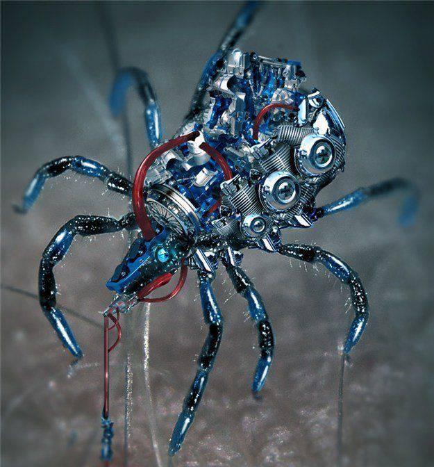 Животные роботы