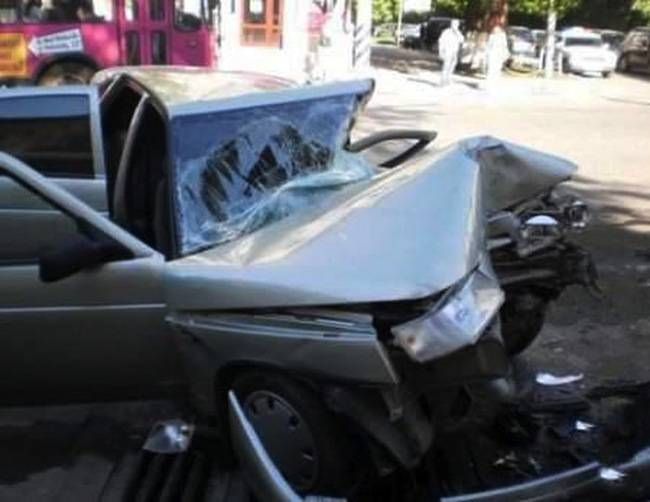 Студентка на Porsche Cayenne убила девушку на ВАЗ-2112 (15 фото)