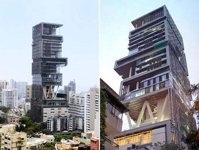 Самый высокий в мире частный дом