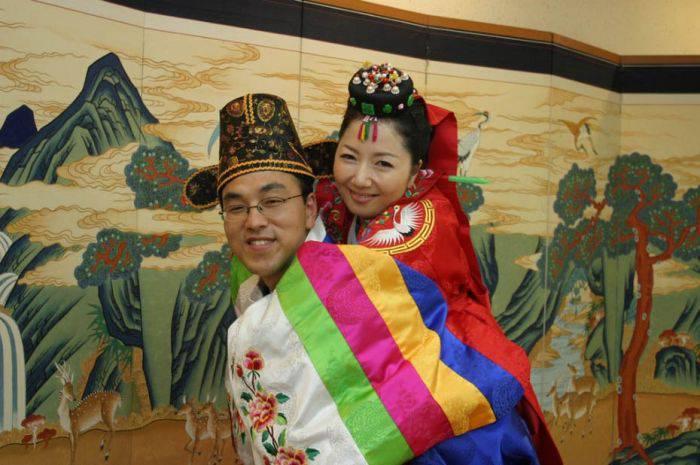 Свадебные традиции и обычаи в разных странах