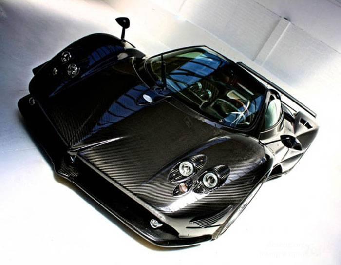 2011 Pagani Zonda F Roadster Clubsport