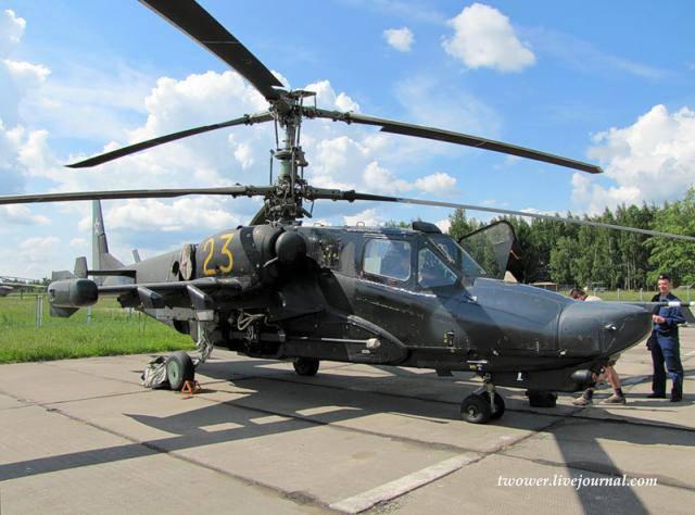 Летный центр вертолетов в Торжке