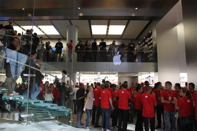 10 секретов магазинов Apple