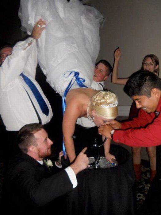 фото смешные случаи с невестами для посещения