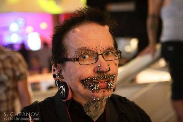 9-ый фестиваль татуировки в Санкт-Петербурге