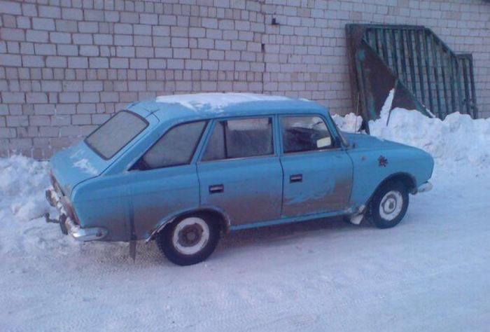 Тюнинг старого автомобиля