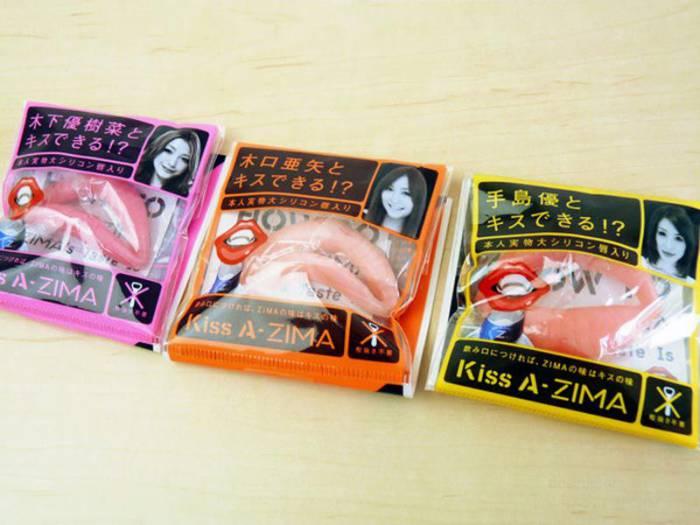 Японский поцелуй (12 фото)