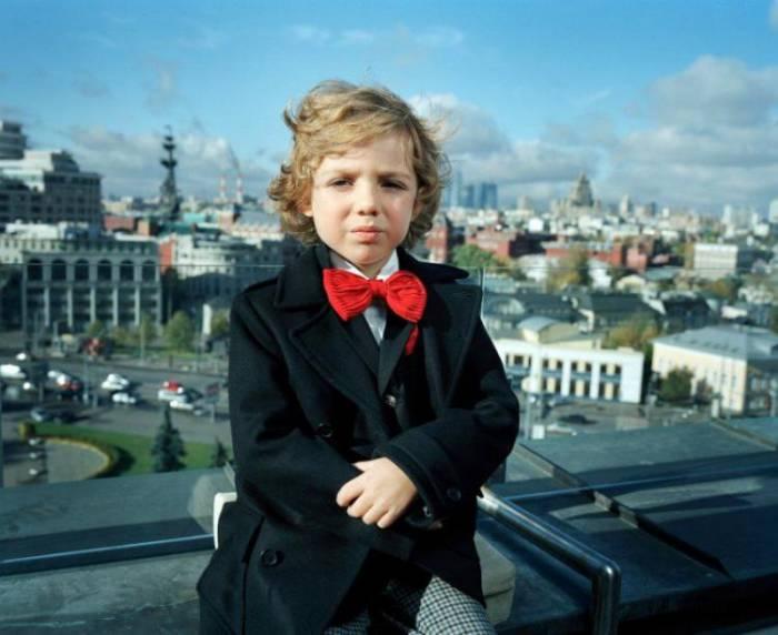 Дети московской элиты