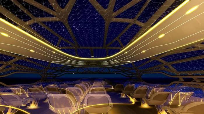 Самолет будущего (6 фото)